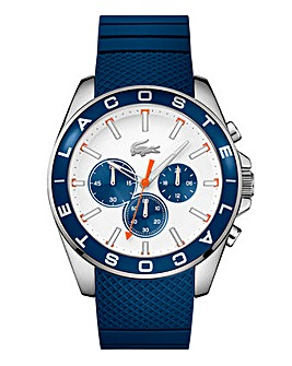 Lacoste Gents Chronograph Watch - Blue