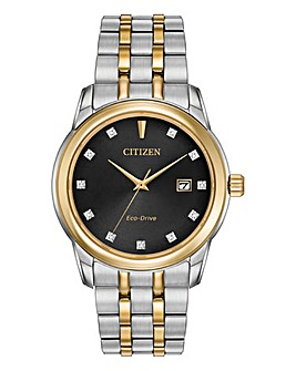 Citizen Gents Diamond Set Watch