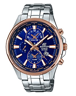 Casio Edifice Gents Bracelet Watch