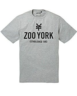 Zoo York Templeton T-Shirt Long