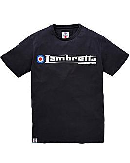 Lambretta Flag T-Shirt Reg