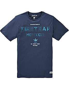 Firetrap Theo T-Shirt Long