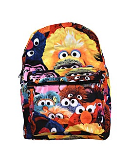 Sesame Street Characters Backpack