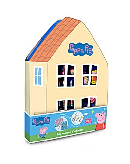 Peppa Pig Activity House 75pcs