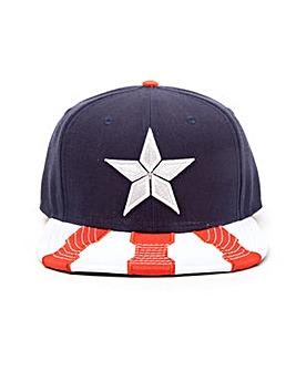 Captain America Civil War Snapback Cap