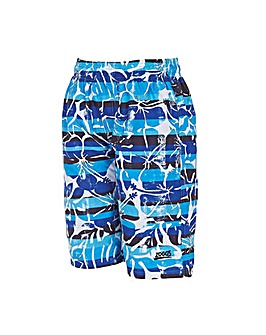 Zoggs Broken Tide Short