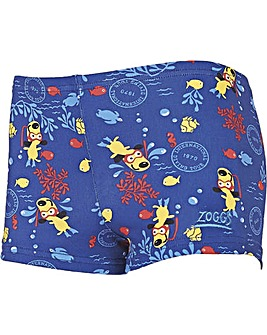 Zoggs Diving Dog Hip Racer
