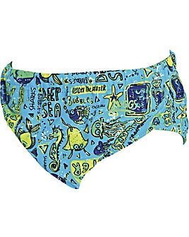 Zoggs Deep Sea Adjustable Swim Nappy