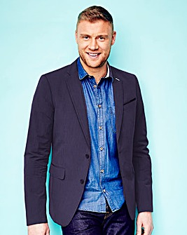 Flintoff By Jacamo Blazer Short