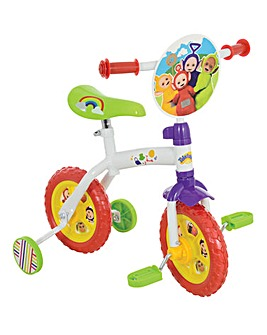 Teletubbies 2 in 1 10 Bike