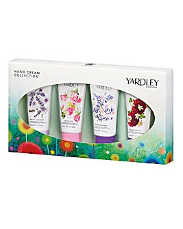 Yardley Hand Cream Set of 4
