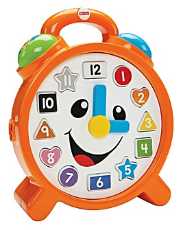 Laugh and Learn Counting Colours Clock