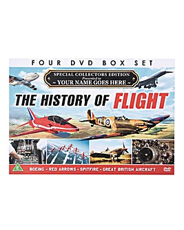 History of Flight 4 DVD Box Set