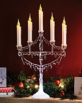 Flickering Candelabra