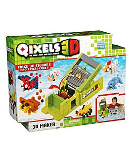 Qixels 3D Design Creator