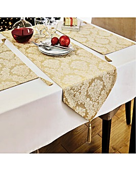 Gold Placemats Set of 2