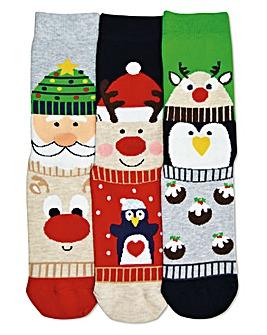 Christmas Odd Socks Carol