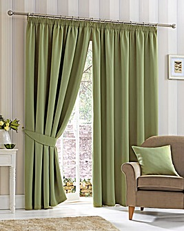 Woven Blackout Thermal Curtains