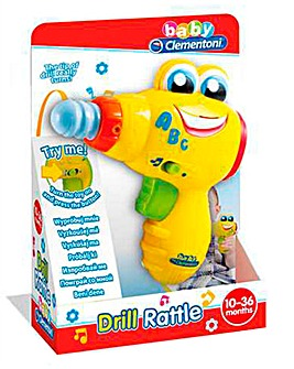 Baby Clementoni Electronic Drill