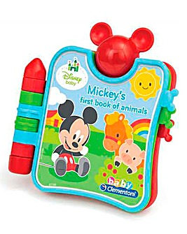 Disney Baby Mickey Small Book