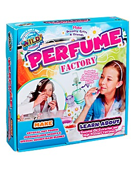 WILD! Science Perfume Factory