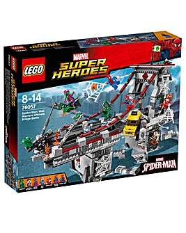 LEGO Spider-Man Ultimate Bridge