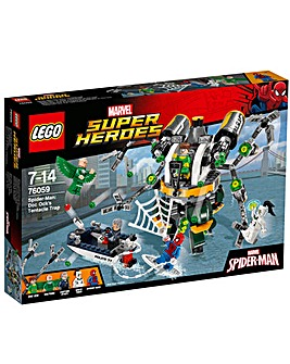 LEGO Marvel Spider-Man Doc Ocks Trap
