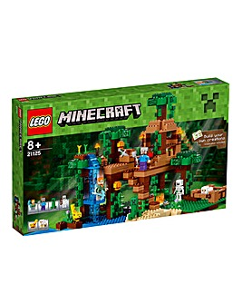 LEGO Minecraft The Jungle Treehouse