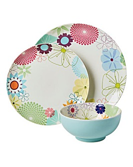 Crazy Daisy 12 Piece Set