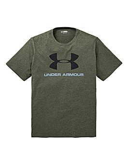 Under Armour Sportstyle T-Shirt Reg