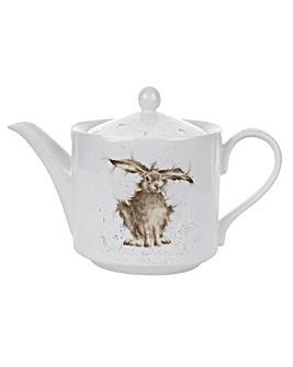 Wrendale - Teapot (Hare)
