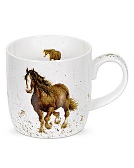 Wrendale - Gigi Mug (Horse)