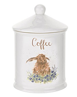 Wrendale - Coffee Canister (Hare)