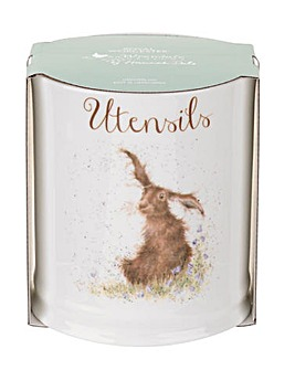 Wrendale - Utensil Jar (Hare)