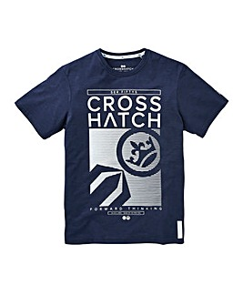 Crosshatch Kilo T-Shirt