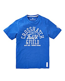 Crosshatch Cottonham T-Shirt