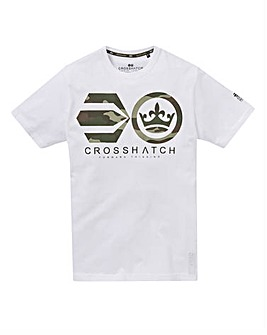 Crosshatch Deemer T-Shirt