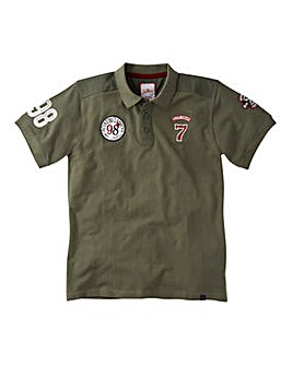 Joe Browns Squad 7 Polo Reg