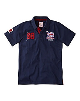 Joe Browns On The Road Polo Reg