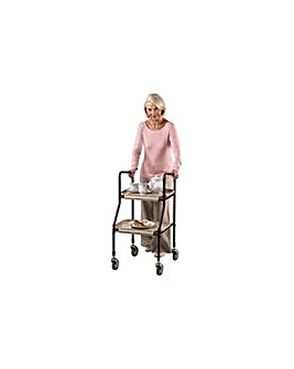 Kitchen Trolley with Detachable Trays.