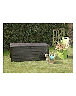 Keter Wood brown Garden Storage Bench