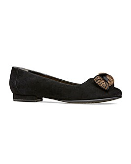Meriwether - Black Suede