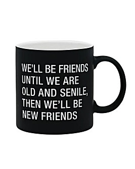 Say What? Old and Senile Mug
