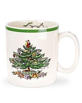 Christmas Tree Mug x4