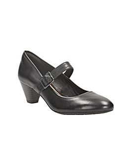 Clarks Denny Date Shoes