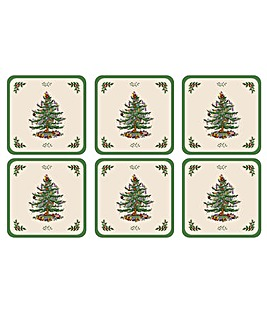 Christmas Tree Christmas Tree Coasters