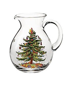 Christmas Tree Pitcher