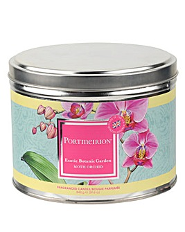 Portmeirion Moth Orchid 3 Wick Candle
