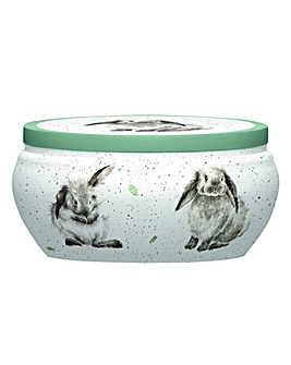 Wrendale  Boutique Tin Candle (rabbit)