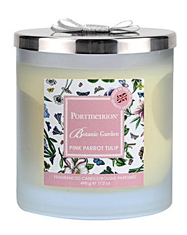 Portmeirion Tulip 2 Wick Candle